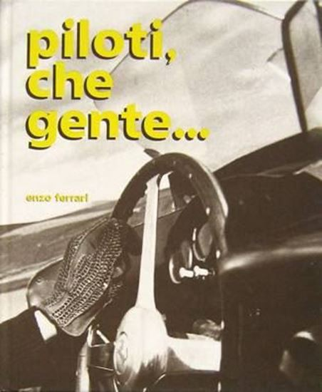 Picture of PILOTI CHE GENTE (1° ENGLISH EDITION 1983)