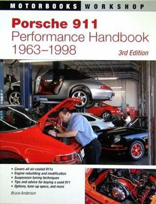 Picture of PORSCHE 911 PERFORMANCE HANDBOOK 1963-1998