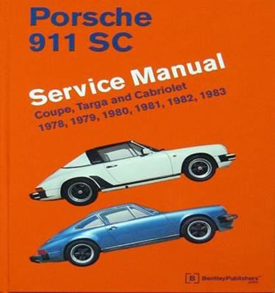 Picture of PORSCHE 911 SC SERVICE MANUAL: COUPÉ, TARGA AND CABRIOLET 1978, 1979, 1980, 1981, 1982, 1983.