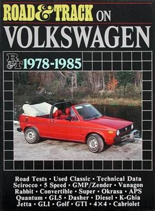 Immagine di ROAD & TRACK ON VW 1978/85