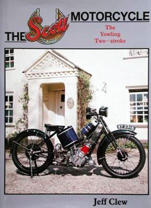 Picture of THE SCOTT MOTORCYCLES: THE YOWLING TWO-STROKE
