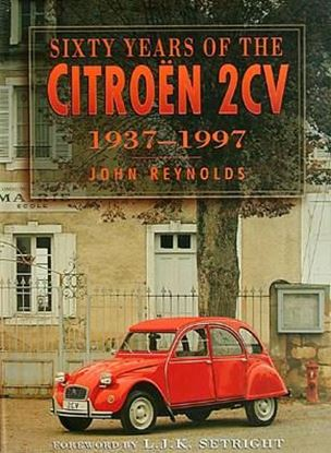 Immagine di SIXTY YEARS OF CITROEN 2CV 1937/97