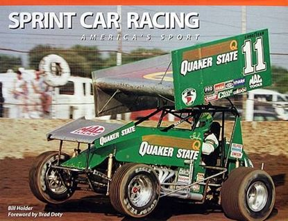 Picture of SPRINT CAR RACING AMERICA'S SPORT