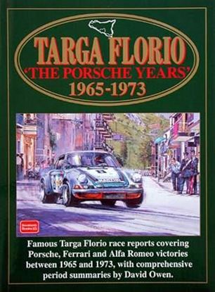 "Immagine di TARGA FLORIO ""THE PORSCHE YEARS"" 1965/73"