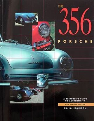 Picture of THE 356 PORSCHE A RESTORER'S GUIDE TO AUTHENTICITY. Ed.1998