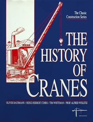 Picture of THE HISTORY OF CRANES