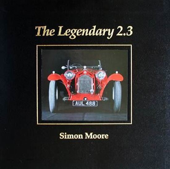 Picture of THE LEGENDARY 2.3 ALFA ROMEO 8C2300 (3 volumes in a slipcase)