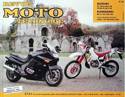 "Picture of SUZUKI TS 125-200 R (89/96) N° 84 - SERIE ""REVUE MOTO TECHNIQUE"""