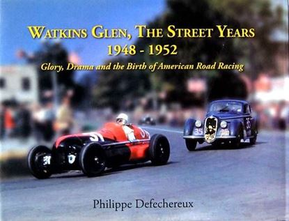Picture of WATKINS GLEN THE STREET YEARS 1948-1952