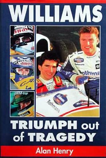 Picture of WILLIAMS TRIUMPH OUT OF TRAGEDY
