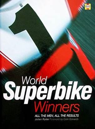 Picture of WORLD SUPERBIKES WINNERS: ALL THE MEN, ALL THE RESULTS