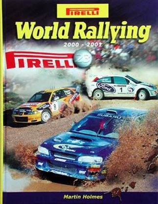 Picture of WORLD RALLYING PIRELLI N. 23 2000/2001