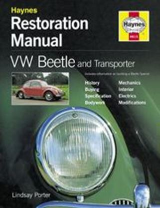 Immagine di VW BEETLE & TRANSPORTER RESTORATION MANUAL