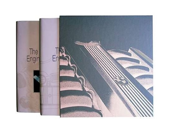 Immagine di BMW THE HISTORY OF ENGINES – ENGINES THAT MADE HISTORY 1916-2000