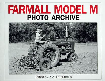 Picture of FARMALL MODEL M PHOTO ARCHIVE