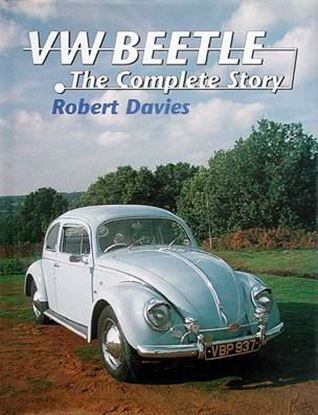Immagine di VW BEETLE THE COMPLETE STORY