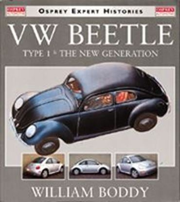 Immagine di VW BEETLE TYPE 1 & THE NEW GENERATION