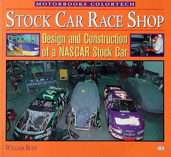 Immagine di STOCK CAR RACE SHOP DESIGN AND CONSTRUCTION OF A NASCAR STOCK CAR