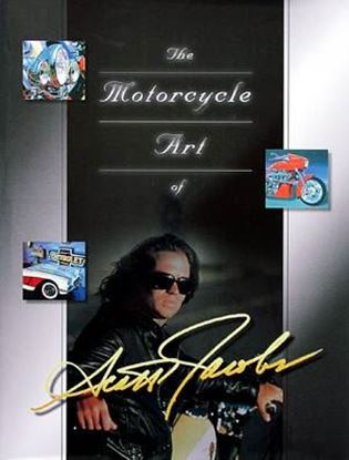 Picture of THE MOTORCYCLE ART OF SCOTT JACOBS