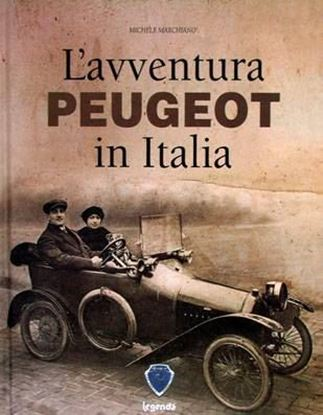 Picture of L' AVVENTURA PEUGEOT IN ITALIA