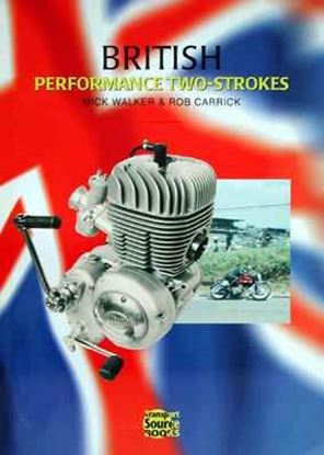 Picture of BRITISH PERFORMANCE TWO-STROKES