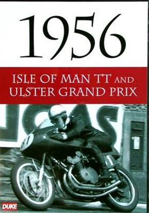 Picture of 1956 ISLE OF MAN TT AND ULSTER GRAND PRIX (Dvd)