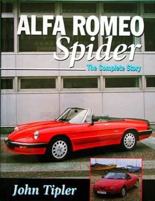 Picture of ALFA ROMEO SPIDER THE COMPLETE STORY