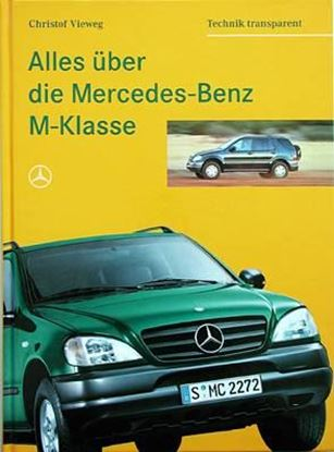 Picture of ALLES UBER DIE MERCEDES-BENZ M-KLASSE