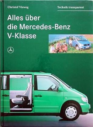 Picture of ALLES UBER DIE MERCEDES-BENZ V-KLASSE