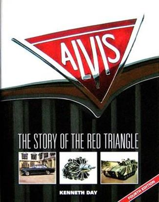Immagine di ALVIS THE STORY OF THE RED TRIANGLE