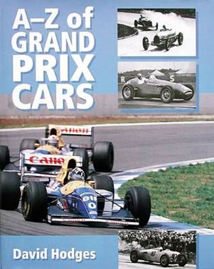 Picture of A-Z OF GRAND PRIX CARS