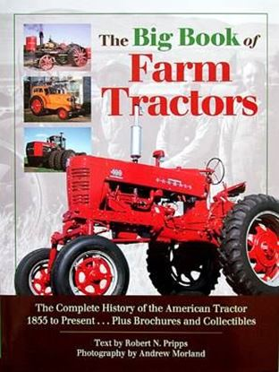 Immagine di THE BIG BOOK OF FARM TRACTORS