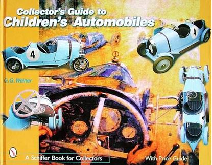 Picture of COLLECTOR'S GUIDE TO CHILDREN'S AUTOMOBILES