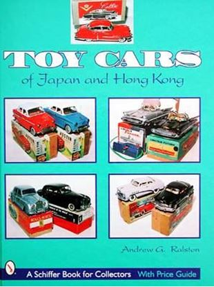 Picture of TOY CARS OF JAPAN AND HONG KONG