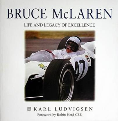 Picture of BRUCE MCLAREN: LIFE AND LEGACY OF EXCELLENCE