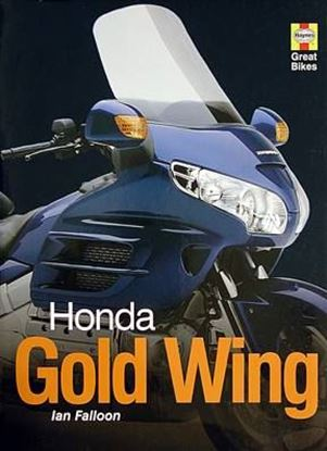 Picture of HONDA GOLD WING