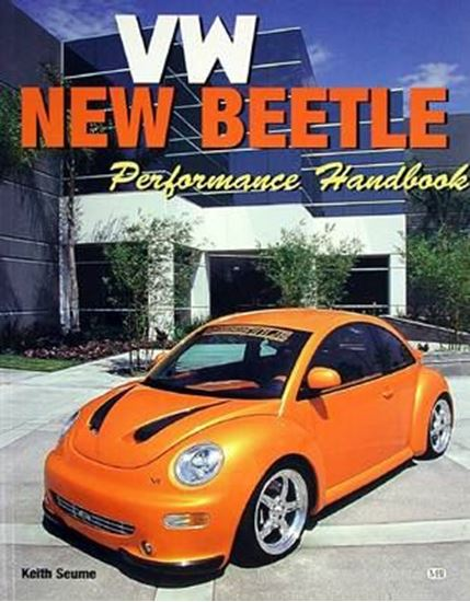 Immagine di VW NEW BEETLE PERFORMANCE HANDBOOK