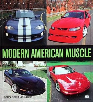 Picture of MODERN AMERICAN MUSCLE