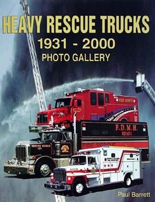 Immagine di HEAVY RESCUE TRUCKS 1931/2000 PHOTO GALLERY