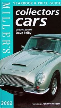 Picture of MILLER'S COLLECTORS CARS YEARBOOK & PRICE GUIDE 2002