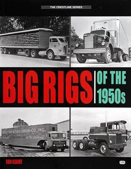 Picture of BIG RIGS OF THE 1950S