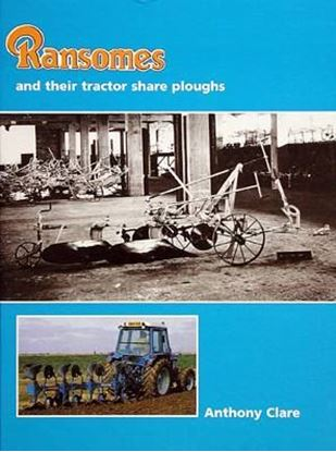 Picture of RANSOMES AND THEIR TRACTOR SHARE PLOUGHS