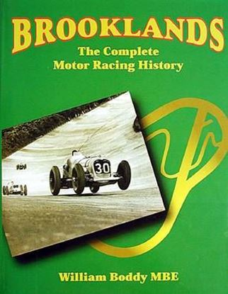 Immagine di BROOKLANDS THE COMPLETE MOTOR RACING HISTORY