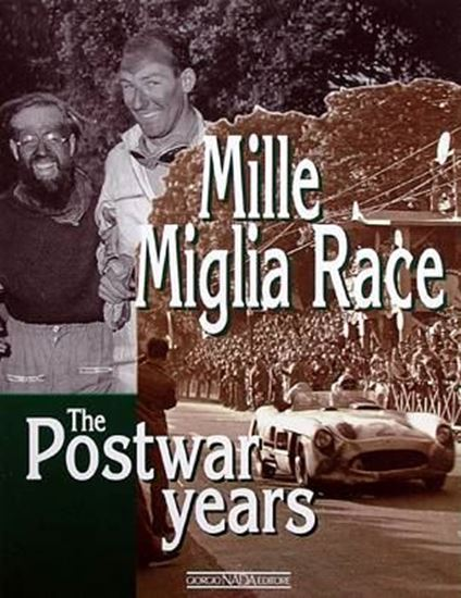 Picture of MILLE MIGLIA RACE - THE POSTWAR YEARS