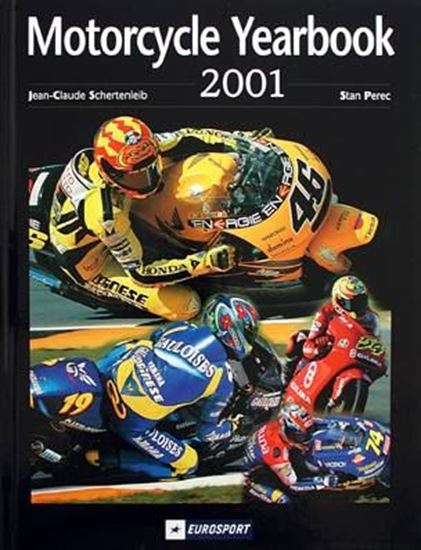 Picture of MOTORCYCLE YEARBOOK 2001