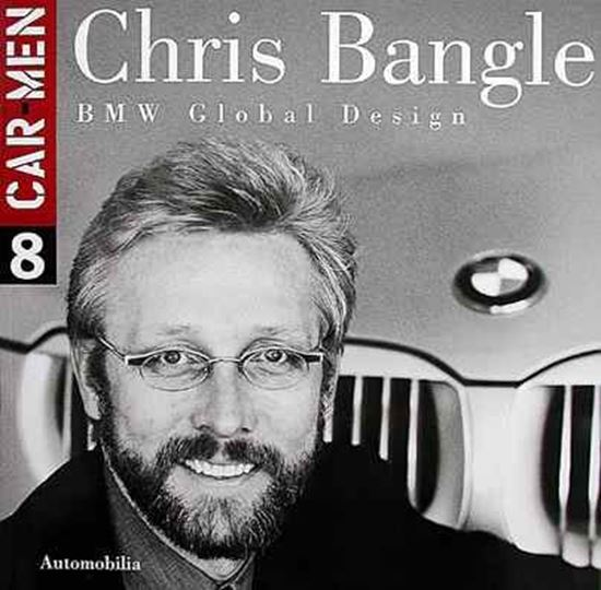 Picture of CHRIS BANGLE, BMW GLOBAL DESIGN, CAR-MEN N. 8