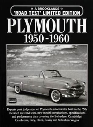 Immagine di PLYMOUTH 1950/60 LIMITED EDITION