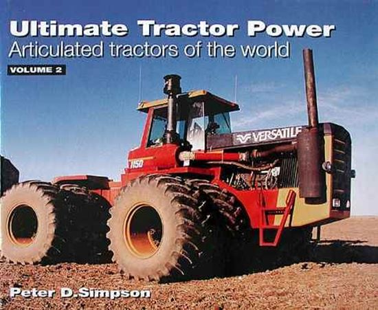Picture of ULTIMATE TRACTOR POWER ARTICULATED TRACTORS OF THE WORLD Volume 2