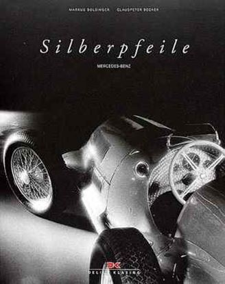 Picture of SILBERPFEILE MERCEDES BENZ