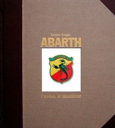 Picture of ABARTH: L'UOMO E LE MACCHINE Edizione speciale in pelle/Special leatherbound edition